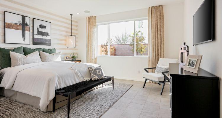 Bedroom featured in the Cedar By Woodside Homes in Bakersfield, CA