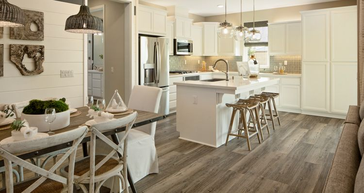 Kitchen featured in the Birch By Woodside Homes in Bakersfield, CA