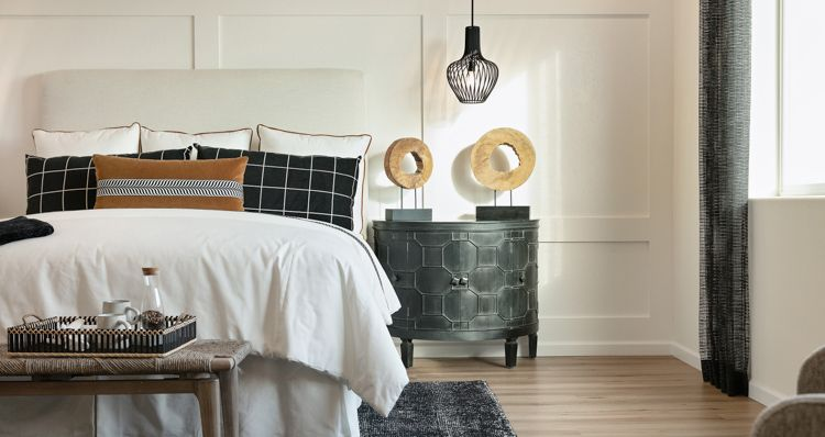 Bedroom featured in the Mariposa By Woodside Homes in Bakersfield, CA