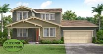 The West Gardens at Ella Gardens by Woodside Homes in Visalia California