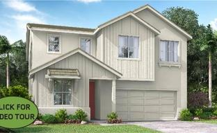 Somerset Crossing by Woodside Homes in Fresno California