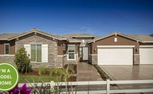 Ridge Creek Estates by Woodside Homes in Visalia California