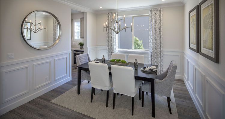 Living Area featured in the Olympia - Lot 104 By Woodside Homes in Visalia, CA