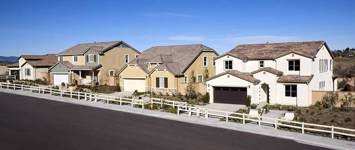 Woodside Homes Dakota at Audie Murphy Ranch