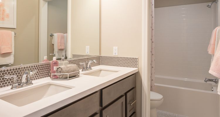 Bathroom-in-Plan Two-at-Stonewater at Park Place-in-Ontario
