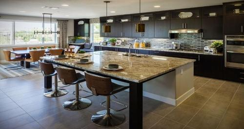Kitchen-in-Residence Four-at-Oak Ridge at The Fairways-in-Beaumont