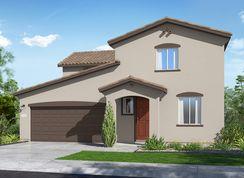 Plan 3 - Torrey Pines: Lake Elsinore, California - Woodside Homes