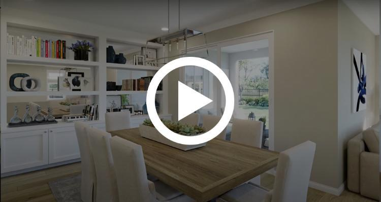 Living Area featured in the Canopy Plan 2 By Woodside Homes in Riverside-San Bernardino, CA
