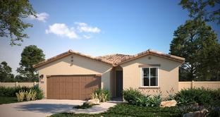 Plan 1 - Ridge View at The Fairways: Beaumont, California - Woodside Homes