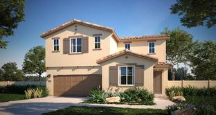 Plan 3 - Ridge View at The Fairways: Beaumont, California - Woodside Homes