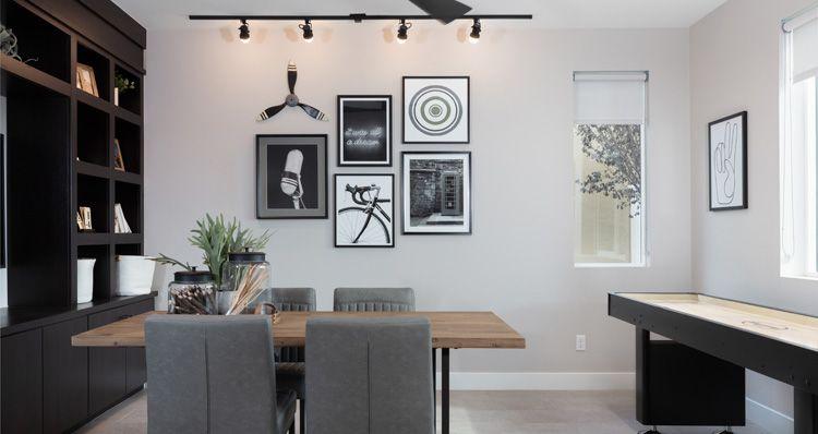 Living Area featured in the Plan 3 By Woodside Homes in Riverside-San Bernardino, CA
