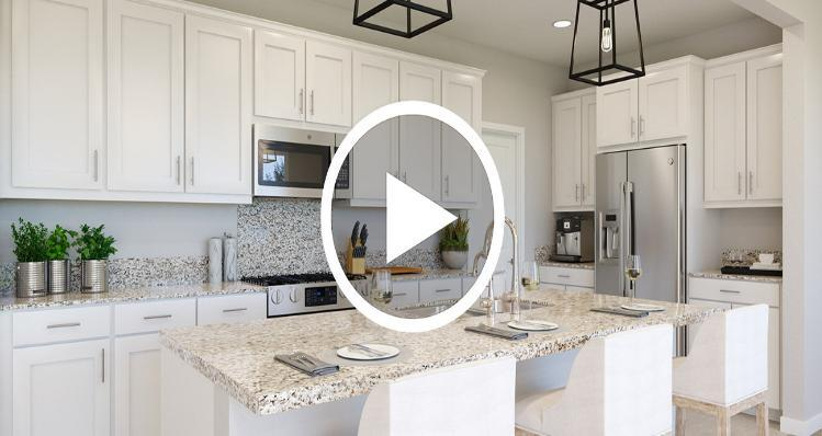 Kitchen featured in the Plan 1 By Woodside Homes in Riverside-San Bernardino, CA