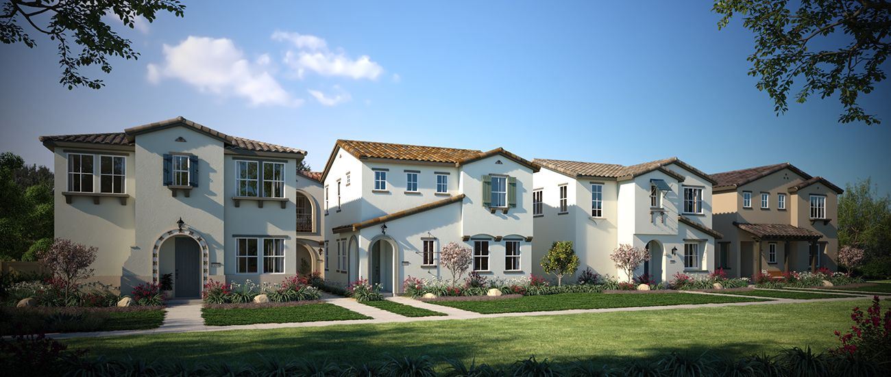 'Harmony Park' by Woodside Homes - Southern California in Riverside-San Bernardino