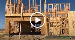 Plan 3 - Lot 60 - - Ridge View at The Fairways: Beaumont, California - Woodside Homes