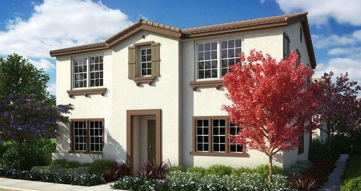 Elevation:Woodside Homes - Arandis Plan 1