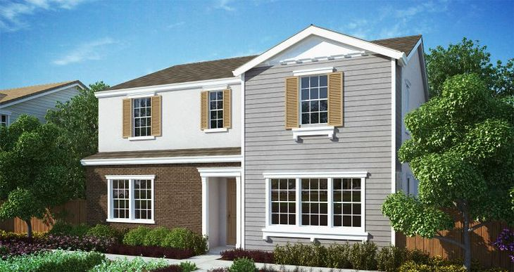 Elevation:Woodside Homes - Vyara Plan 3
