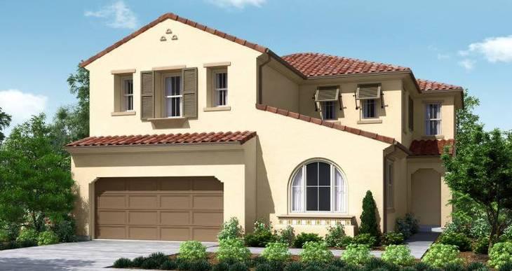 Elevation:Woodside Homes - Plan 2561