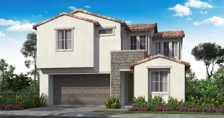 Elevation:Woodside Homes - Plan 3 - 2228