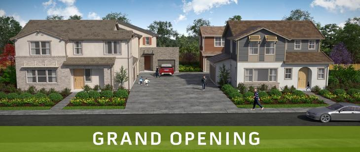 Woodside Homes Hamlet at Natomas Meadows