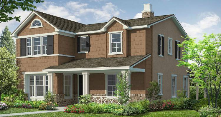 Woodside Homes Floor Plans: Steinbeck Plan 3 Home Plan By Woodside Homes In Heritage