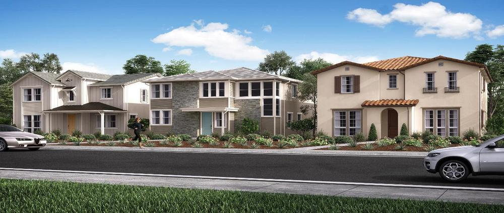 Woodside Homes Cascada at Cordes