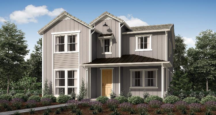 Cascada At Cordes In Mountain House, CA By Woodside Homes