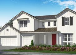 Plan 1 - Tramonte at Twelve Bridges: Lincoln, California - Woodside Homes