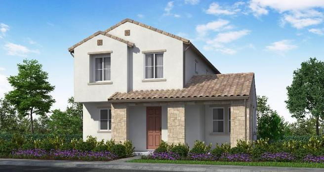 4087 Magenta Bloom Way Rancho Cordova CA (Plan 2-A #160)