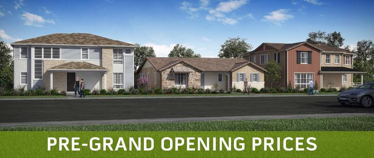 Woodside Homes Sequoia at Cypress