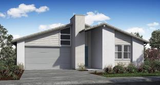 Plan 1 - Magnolia at Cypress: Rancho Cordova, California - Woodside Homes
