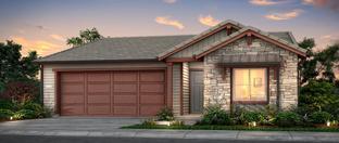 Plan 1 - Bolero at Twelve Bridges: Lincoln, California - Woodside Homes