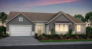Plan 1 - Berkshire: Tracy, California - Woodside Homes