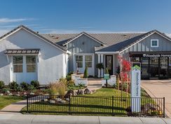Plan 1 - Piamonte at Twelve Bridges: Lincoln, California - Woodside Homes