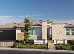 Plan 4 - Piamonte at Twelve Bridges: Lincoln, California - Woodside Homes