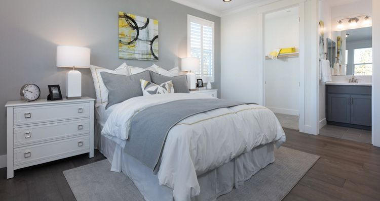 Bedroom featured in the Plan 4 By Woodside Homes in Sacramento, CA