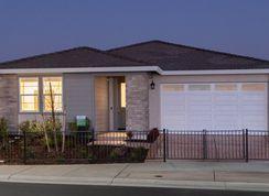Plan 2 - Magnolia at Cypress: Rancho Cordova, California - Woodside Homes