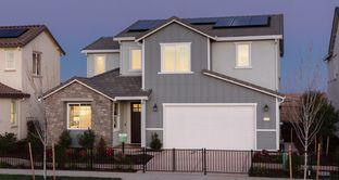 Plan 4 - Magnolia at Cypress: Rancho Cordova, California - Woodside Homes