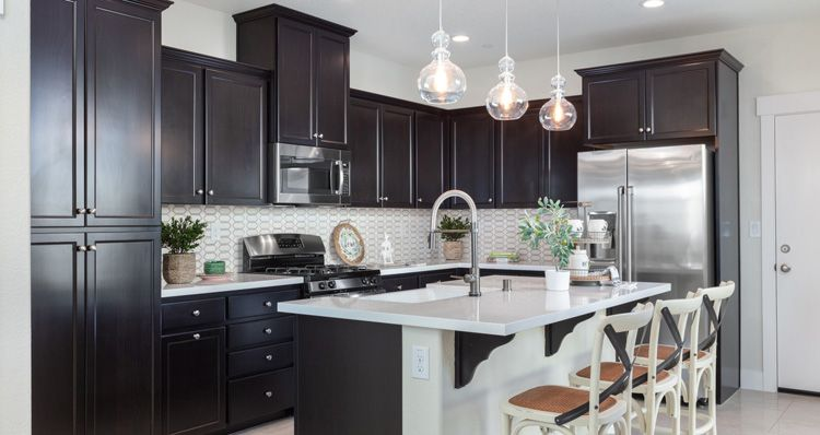 Kitchen featured in the Plan 1 By Woodside Homes in Sacramento, CA