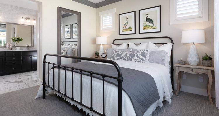 Bedroom featured in the Plan 1 By Woodside Homes in Sacramento, CA