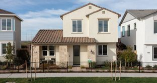 Plan 2 - Cottonwood at Cypress: Rancho Cordova, California - Woodside Homes