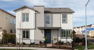 Plan 3 - Cottonwood at Cypress: Rancho Cordova, California - Woodside Homes