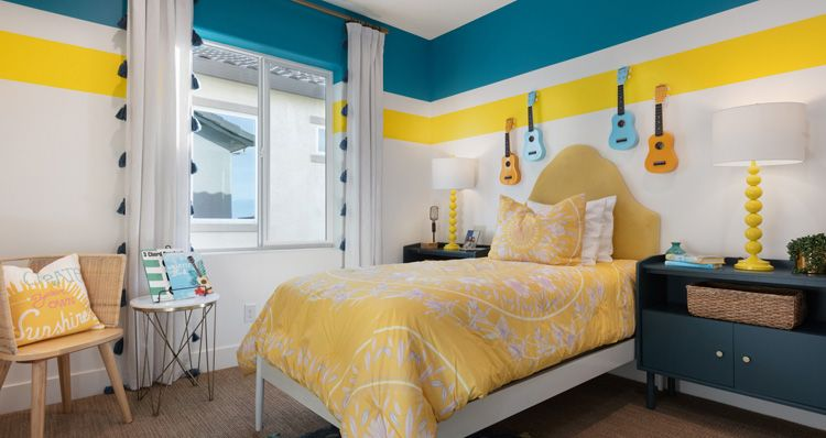 Bedroom featured in the Plan 3 By Woodside Homes in Sacramento, CA