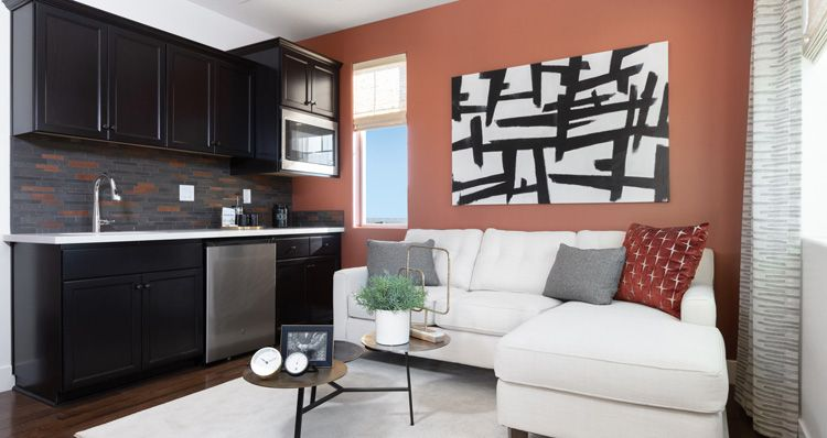Living Area featured in the Plan 3 By Woodside Homes in Sacramento, CA
