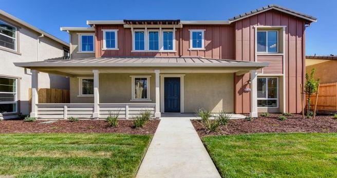 12745 Rosilla Coast Lane Rancho Cordova CA (Plan 2-E #73)