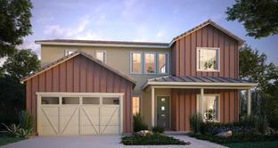 Plan 3 - Acacia at Cypress: Rancho Cordova, California - Woodside Homes