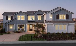 Tramonte at Twelve Bridges by Woodside Homes in Sacramento California