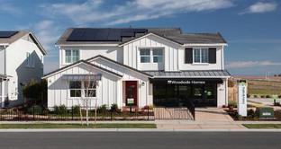 Plan 5 - Magnolia at Cypress: Rancho Cordova, California - Woodside Homes