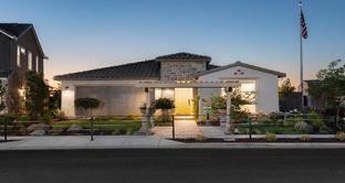 Plan 2-A #1055 - Zephyr: Tracy, California - Woodside Homes