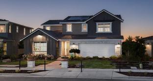 Plan 3 -B # 1056 - Zephyr: Tracy, California - Woodside Homes