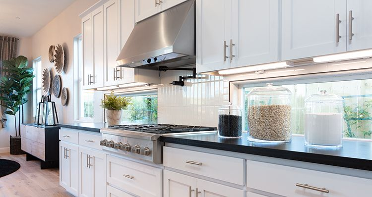 Kitchen featured in the Plan 4 By Woodside Homes in Sacramento, CA
